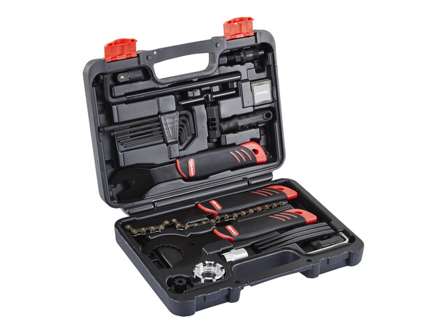 Red Cycling Products Home Toolbox - Mallette 22 outils